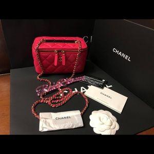 BNIB Pink Vanity Chanel